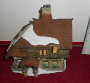 Dept. 56 Dicken's Accessories Village [ Old East Rectory ]  Pre-owned