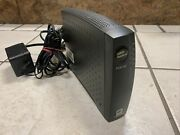 Toshiba Docsis Cable Modem Pcx1100  Pre Owned