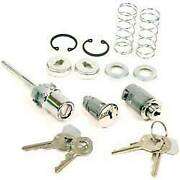 60-66 Chevy Gmc Truck Outside Exterior Outer Door Ignition Glovebox Lock Set