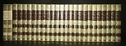 Funk And Wagnalls New Encyclopedia Gilded Incomplete Set 25 Volumes 6 Missing
