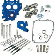 Sands Chain-drive 583 Easy Cam Chest Upgrade Kit Cams Harley Twin Cam 2007-2017