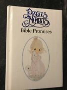Precious Moments Bible Promises 1990 By Sam Butcher Hard Padded Cover