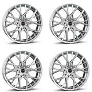 4 Borbet Wheels By 10.0x21 Et45 5x108 Sil For Volvo S90 V90 Xc60 Xc90