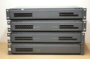 Lot Of 4 Avaya Ip Office 500 Phone 30,16 700426224 Expansion Module Units Only