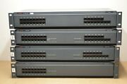 Lot Of 4 Avaya Ip Office 500 Phone 3016 700426224 Expansion Module Units Only