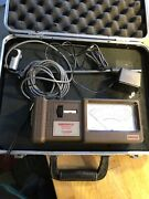 Omega Hh-600 Series Omegaflo Anemometer Meter With Probe Case And Adapter