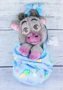 New 2020 Disney Parks Babies Sven Frozen In A Blanket Pouch Plush Hard To Find