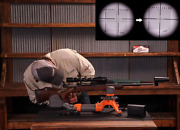 Bore Sighter Kit Rifle Scope Axe Precision Hunting Set Magnetic Adjustable Arbor
