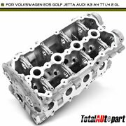 Engine Cylinder Head Assembly For Volkswagen Jetta Eos Tt Audi A4 A3 2.0t Diesel