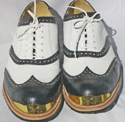 Footjoy Classic Menand039s Golf Shoes By Vecci Venice Gtgs Smrp370