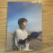 Stray Kids Lee Minho/lee Know Go Live Yes24 Mini Poster Preorder Benefit