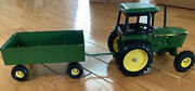 John Deere Tractor And Trailer Used But Excellent Condition Farm Vehicle