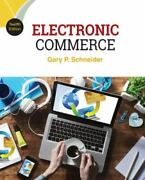 Electronic Commerce By Bryant Chrzan, Gary Schneider And Charles Mccormick...