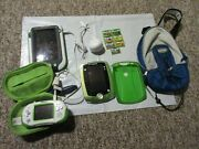 Leapfrog Lot3 Devices Leappad Ultra, Leap Pad 2, Leapster Explorer 7 Games