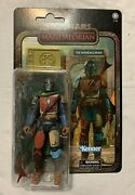 Star Wars Black Series Credit Collection Mandalorian Exclusive In Hand