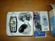 Nokia 2260 - Atandt Cellular Phone Vintage New In Box
