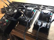 One Pair Lionel No. 1121 Switches For 027 Track 43
