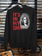 Its In My Dna Pullover Graphic Sneaker Hoodie To Match Air Jordan Shoes Men