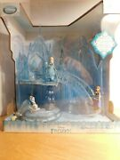 Disney Collection. Disney Frozen. Elsa Musical Ice Castle Playset. Never Opened.