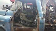 50's Chevy 6500 Truck Used Front End Parts And Cab W/parts