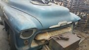 50and039s Chevy 6500 Truck Used Front End Parts And Cab W/parts