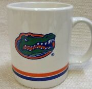 Set Of 8 University Of Florida Uf Gators Logo 3.75 Coffee Mug /ceramic Cup