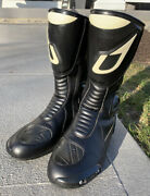 Setup Vision Boots Great For Street Amateur Track Or Everyday Riders