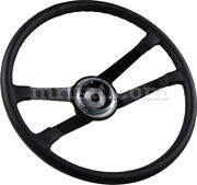 For Porsche 911 912 Leather Wrap Steering Wheel 420mm 1963-68 New