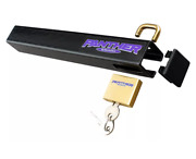 Panther Marine Boat Outboard Motor Lock Anti-theft Cut Resistant Carbon Steel