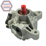 New Fit For Accord Honda Cr-v Element Rsx Tsx Power Steering Pump Acura