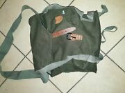 M70 Gasmask Filter And Textile Bag Hungarian People's Army Unused