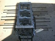 Corvair 65-67 Engine Block T060prd 110 Hp Degreased Was Painted Black