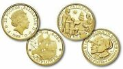 400th Anniversary Of The Mayflower Voyage Two-coin Gold Proof Set