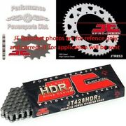 New Jt Sprocket 15/50 Set And And Jt Hdr Chain Kit Honda Crf100f Crf 100 F Crf100f