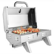 Zokop Outdoor Stainless Steel Propane Gas Grill Portable Burner Bbq 120000btu Us