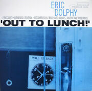 Eric Dolphy Out To Lunch New And Sealed 12 180g Vinyl Lp Blue Note 4163 2016