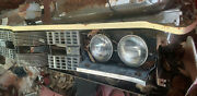 1969 Ford Hideaway Headlight Grille Assembly