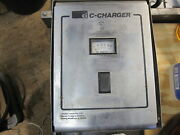 Charles Industries Marine Battery Charger Converter C-charger 30 Amp 3 Bank