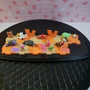 Wacky Races Diorama Set Vol.1 Ab Japan Limited Very Rare With Acrylic Case