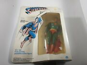 Mego Superman Die Cast 1979 In Box Dc Comics And Marvel Limited Action Figure