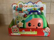 Cocomelon Musical Doctor Checkup Case New 4 Pc With Sound
