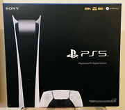 Sony Playstation 5 Digital Console Ps5 Brand New In Hand Ready To Ship