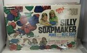 Vintage Remco Silly Soap Maker Make Real Soap Girls Play Set Soapy-doo Style 690