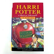 Harry Potter And The Philosopherand039s Stone J.k. Rowling   Welsh Edition   1st Ed.
