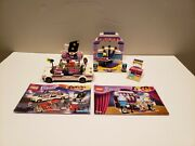 Lego Friends Livi's Popstar Stage And Limo 41107 And 41004