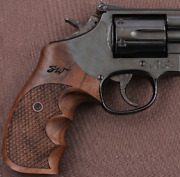 Smith And Wesson N Frame Dragon Skin Grips Roundbutt