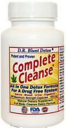 Thc Clean System Pro Detox 2 Days To Remove Metabolites 60 Caps Usa Made