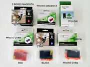 Canon Cli Series Ink Jet Cartridges 10