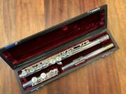 Pre Owned Eastman Flute - Ef 210 - Rented Once - Ships Free Worldwide