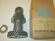 Nos 57 T-bird 57 59 Ford 292 S/t Transmission Countershaft Cluster Gear B7a-7113